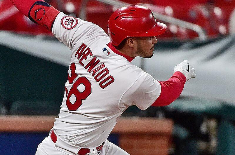 Today's MLB Prop Bet Picks: Arenado Keeps Crushing