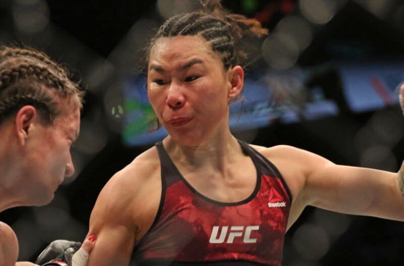 How To Bet - UFC Fight Night Xiaonan vs Esparza Picks: Contenders Collide