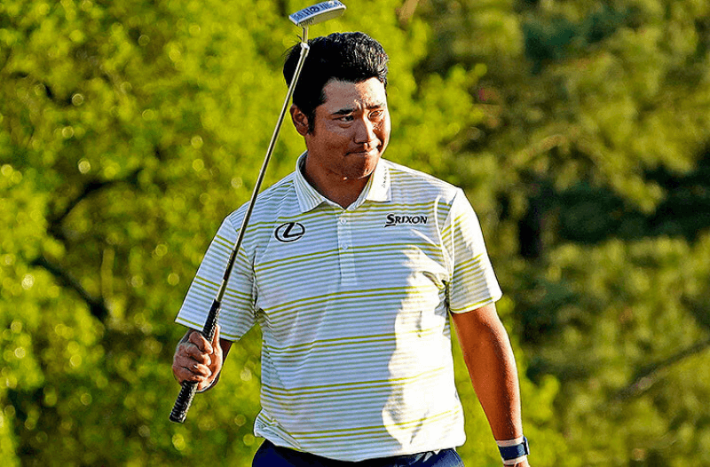 Masters Odds: Matsuyama Makes Major Money for Long Shot Bettors