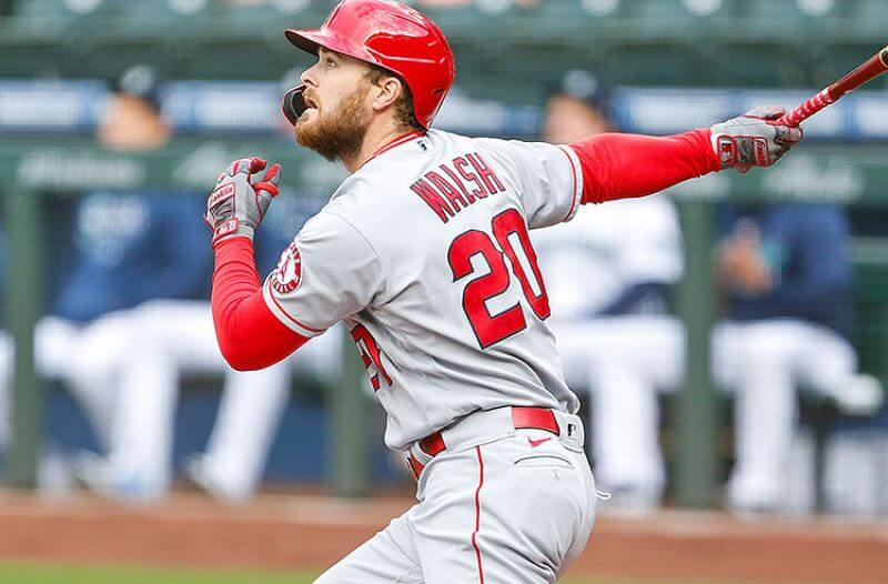 Jared Walsh Los Angeles Angels MLB
