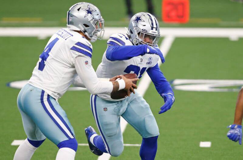 How To Bet - NFL Week 3 Odds: Dallas Favored Over Philly on MNF