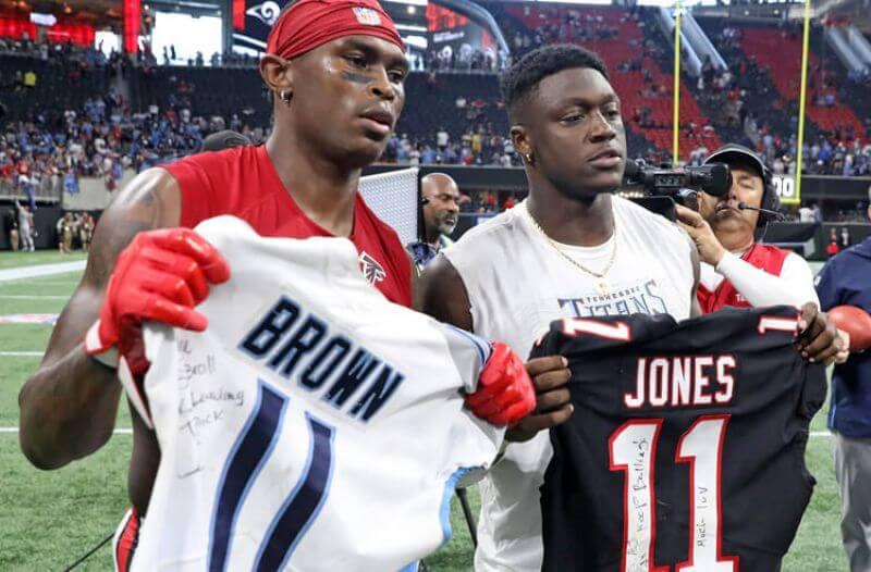 NFL Week 1 Odds: Julio Jones and Titans Are Week 1 Favorites
