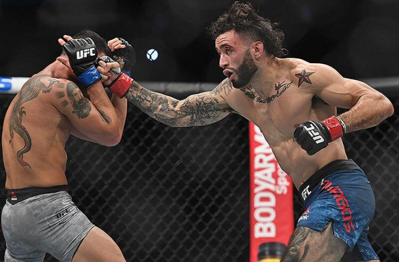 How To Bet - UFC 262 Burgos vs Barboza Picks: Featherweights Set for War
