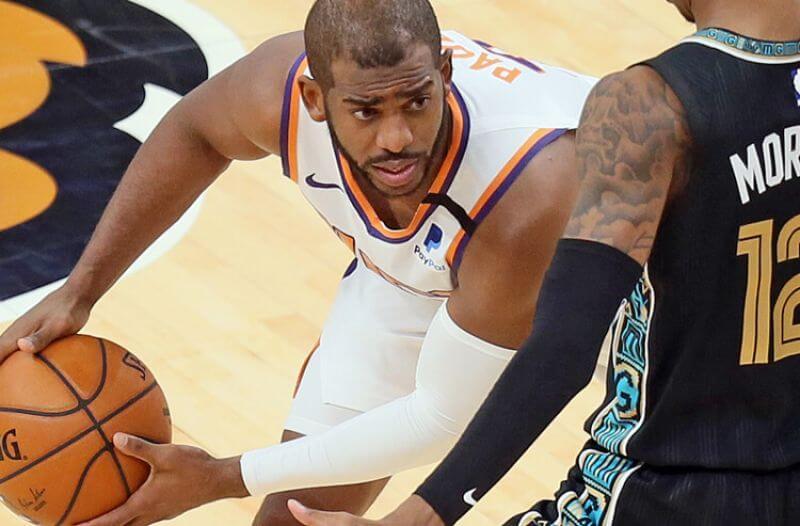 Chris Paul NBA Phoenix Suns