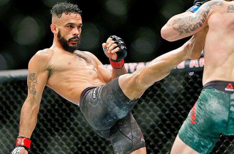 How To Bet - UFC Fight Night Odds: Font vs Garbrandt Headlines May 22
