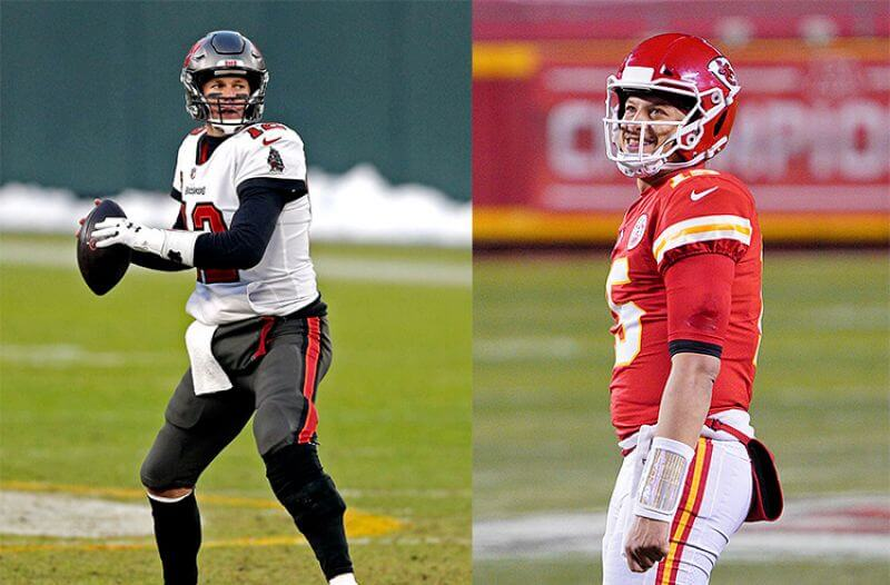 How To Bet - Patrick Mahomes vs Tom Brady: Who Should You Bet On?