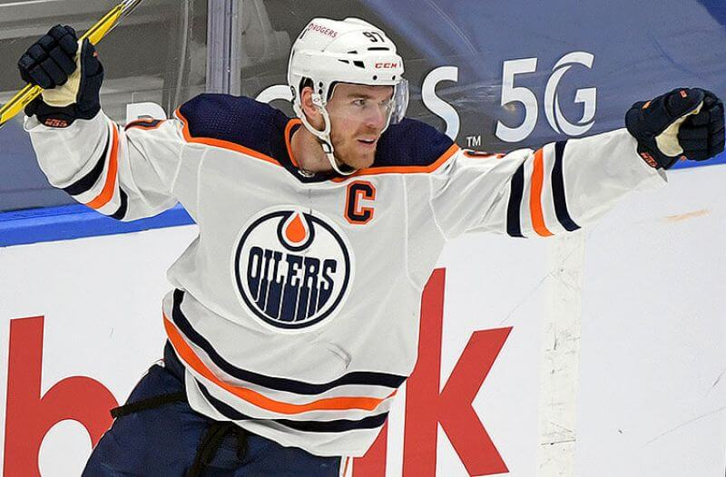 2021 NHL MVP Odds: McDavid Builds Big Lead