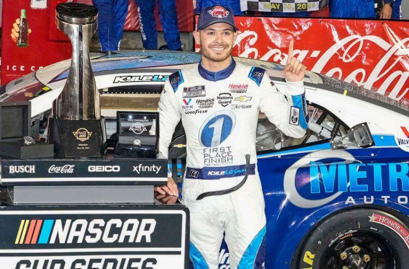 NASCAR All-Star Odds: Larson Tops Odds Board