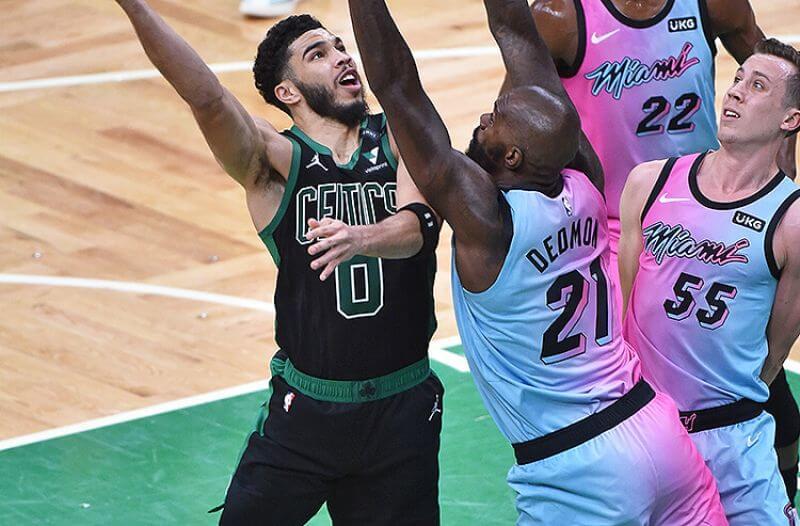 Jayson Tatum Boston Celtics NBA