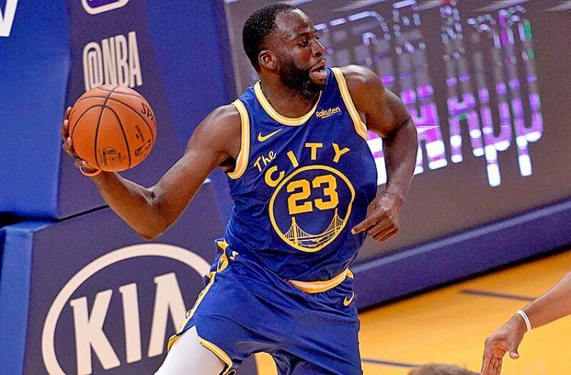 Golden State Warriors Draymond Green NBA