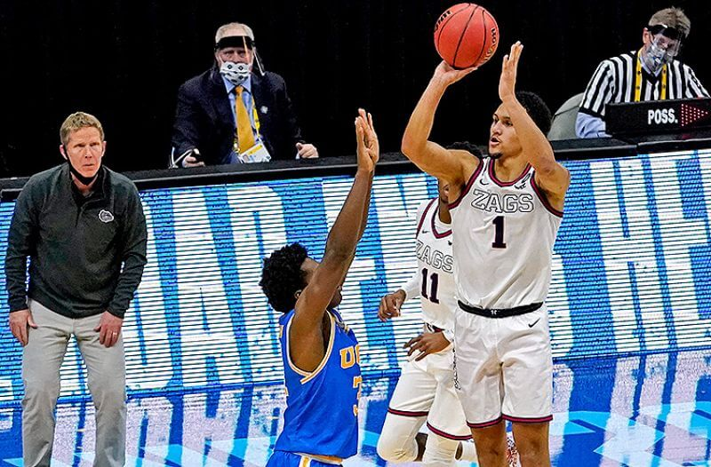 How To Bet - March Madness MVP Odds: Jalen Suggs Now The Odds-On Favorite