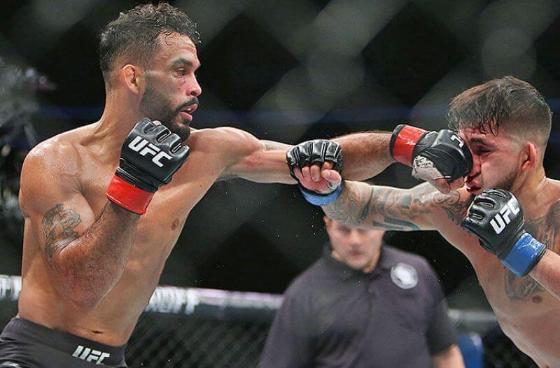 UFC Fight Night Font vs Garbrandt Picks: Fighting for a Title Shot