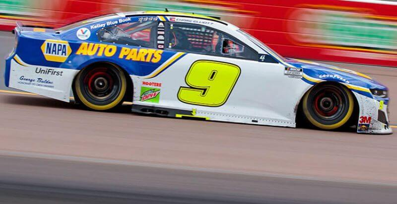 NASCAR Cup Series Odds: Chase Elliott Remains Leader