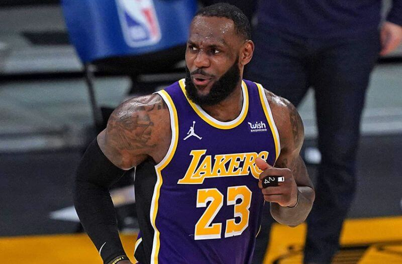 2021 NBA MVP Odds: LeBron's Award To Lose