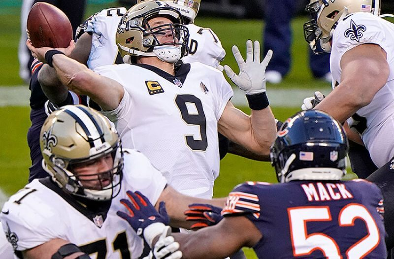 Bears vs Saints Wild Card Picks and Predictions