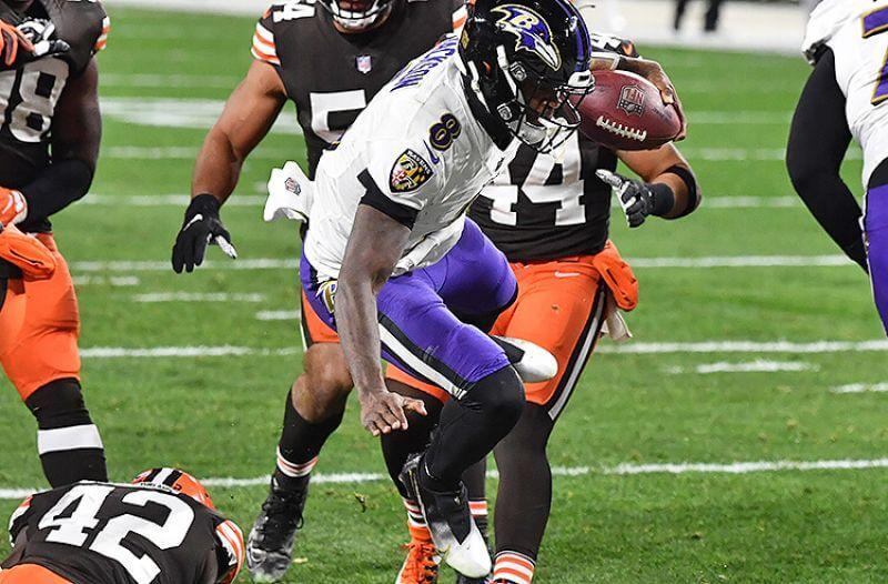 NFL Week 14 Odds: Ravens Visit Cleveland Almost a Year After Wild Comeback