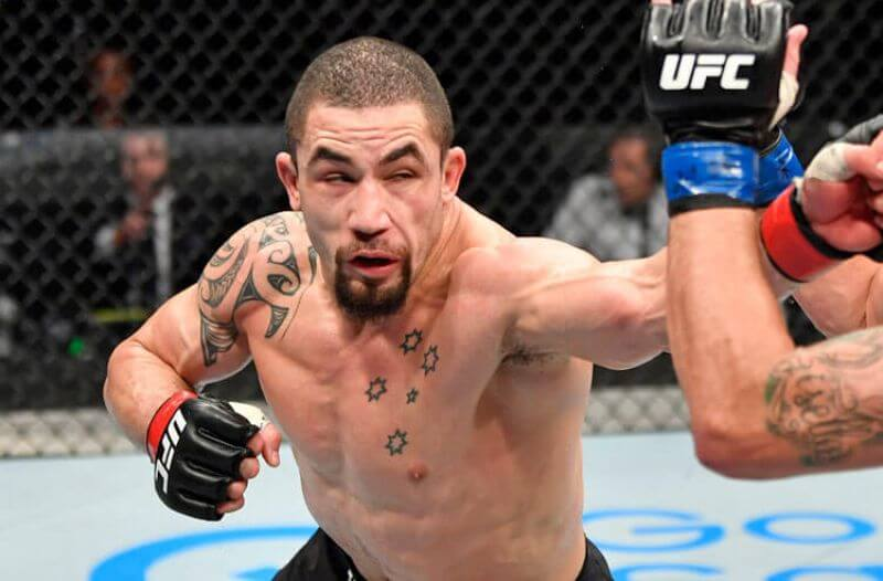 UFC Fight Night Odds: Whittaker vs Gastelum Headlines April 17