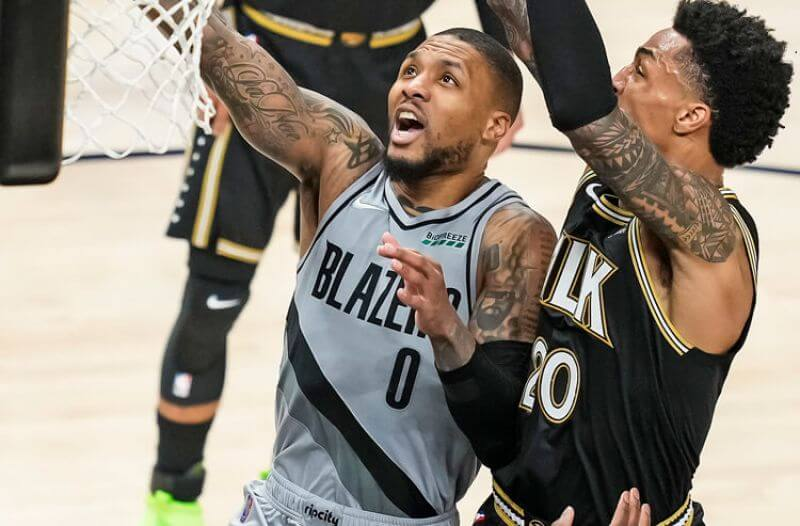 How To Bet - Lakers vs Trail Blazers Picks: Clock Strikes Dame Time