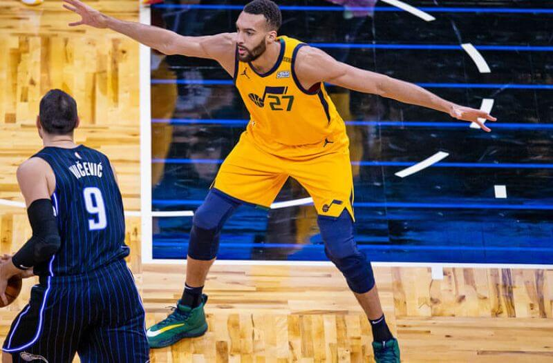 How To Bet - NBA Defensive Player of the Year Odds: Gobert Favored for Third DPOY