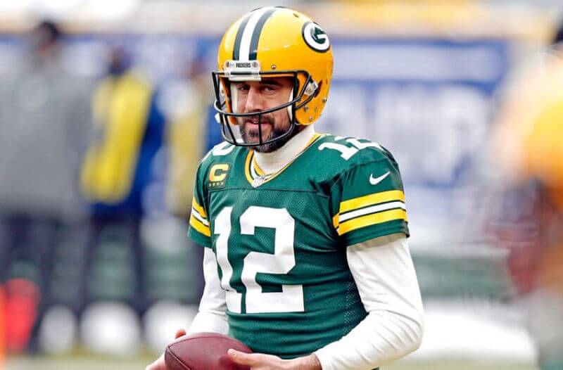 NFL Next Team Odds: Aaron Rodgers Leaving Green Bay?