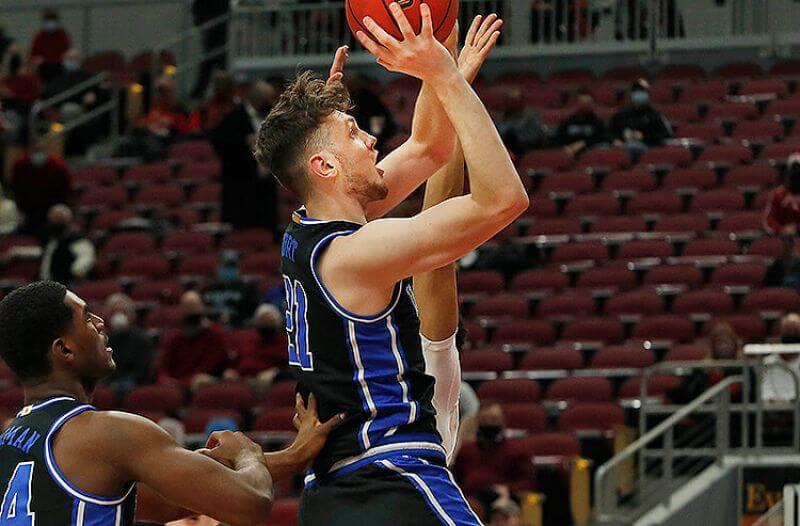 Matthew Hurt Duke Blue Devils NCAA