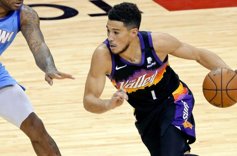 Devin Booker NBA Phoenix Suns