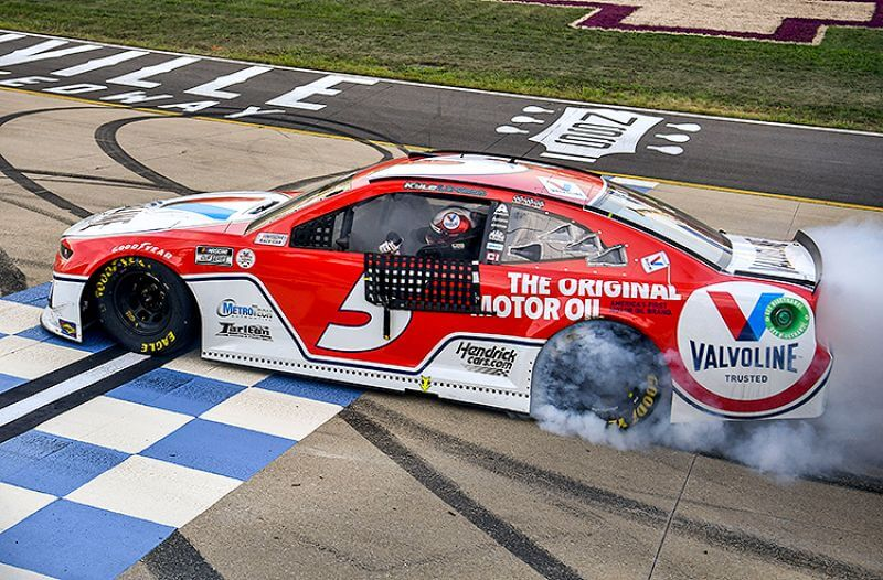 NASCAR Cup Series Odds: Larson Remains Betting Favorite