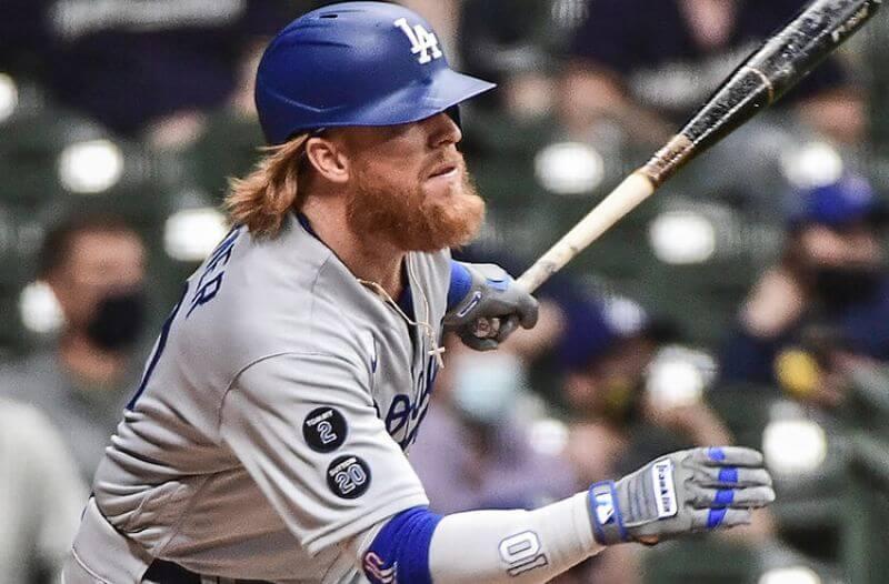 Justin Turner Los Angeles Dodgers MLB