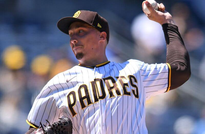 Blake Snell MLB San Diego Padres