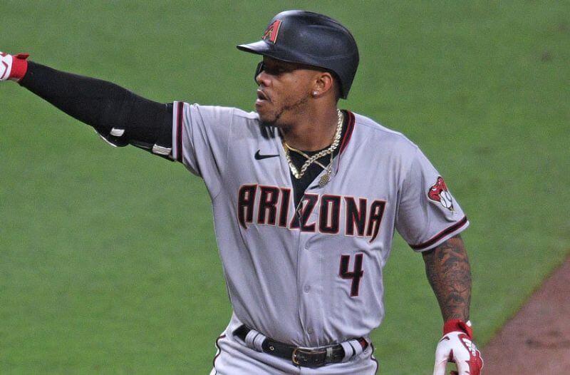 Ketel Marte MLB Arizona Diamondbacks