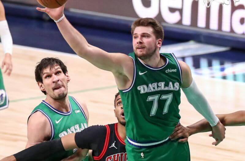 Luka Doncic NBA Dallas Mavericks