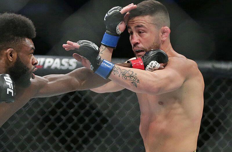 UFC fighter Pedro Munhoz
