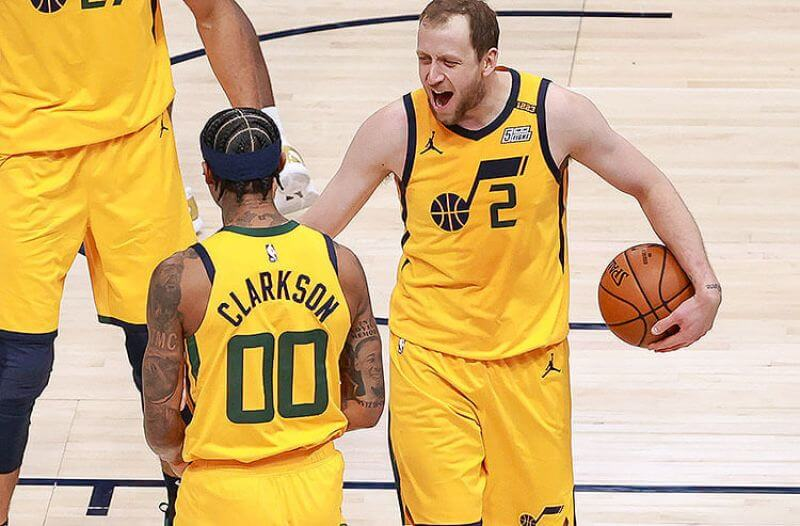 NBA Sixth Man of the Year Odds: Jazz Teammates Eye 1-2 Finish