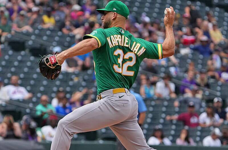 A's vs Yankees Picks and Predictions: Kaprielian Will Outshine Taillon In Series Opener