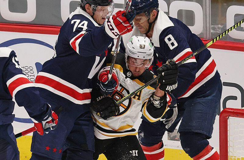 Capitals vs Bruins Picks: Fire Up The Overs