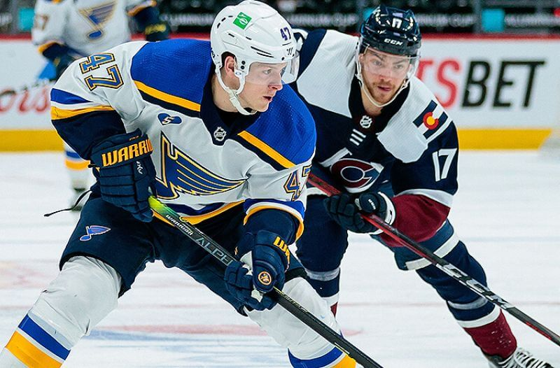Blues vs Avalanche Game 1 Picks and Predictions: St. Louis Keeps It Close