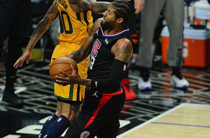 Clippers vs Jazz Game 5 Picks and Predictions: With No Kawhi, L.A.'s Playoff Hopes Rest on Playoff P