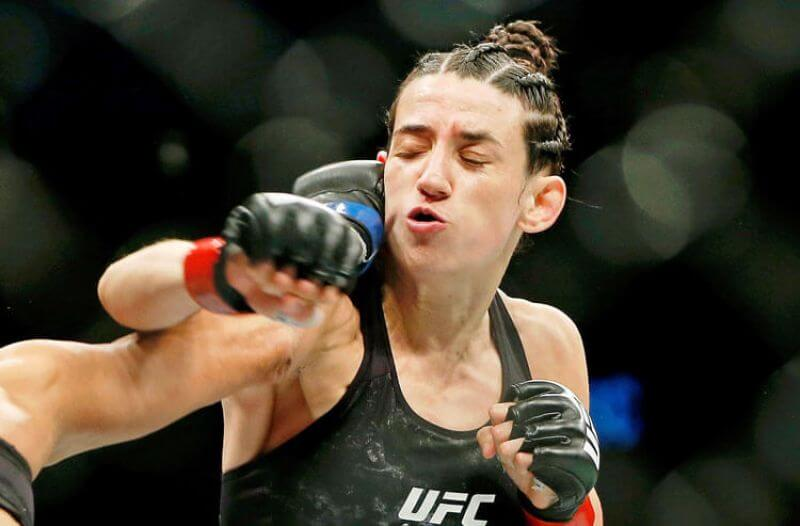 Marina Rodriguez UFC MMA