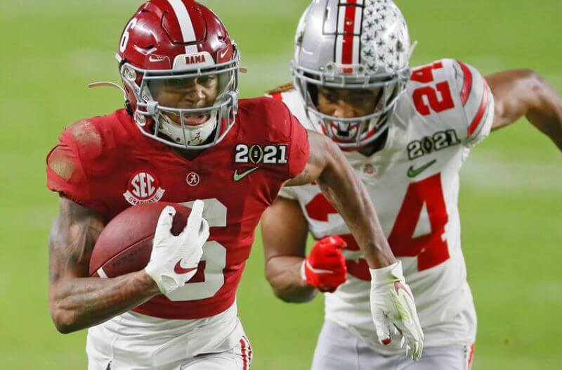 CFP Championship Betting: Alabama Crushes Ohio State