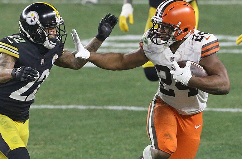 NFL Week 17 Odds: Cleveland Looks for Repeat of Playoff Upset on MNF
