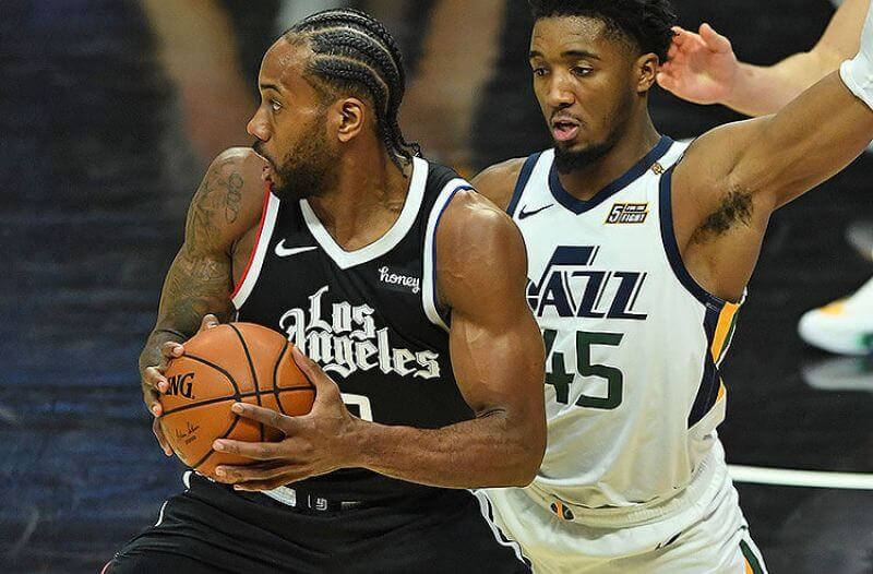 How To Bet - Clippers vs Jazz Game 1 Picks and Predictions: Will Long Layoff Hurt Utah?