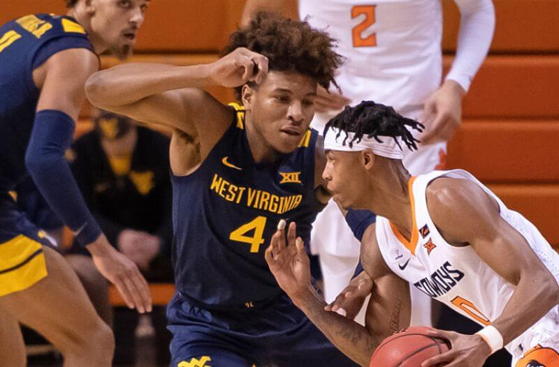How To Bet - Texas Tech vs West Virginia Picks and Predictions January 25