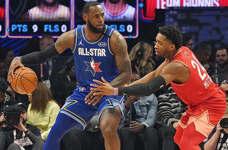 How To Bet - NBA All-Star Weekend Odds: LeBron, Curry Highlight Favorites