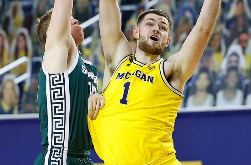 How To Bet - Michigan vs Michigan State Picks: UM Completes State Sweep