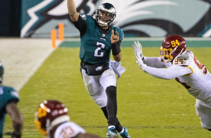 How To Bet - NFL Week 7 Odds: Eagles, Hurts Visit Sin City For the First Time