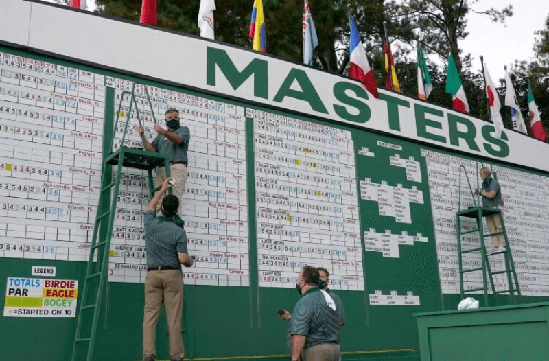 Masters 2021 Cut Line +3: Defending Champion Misses The Weekend