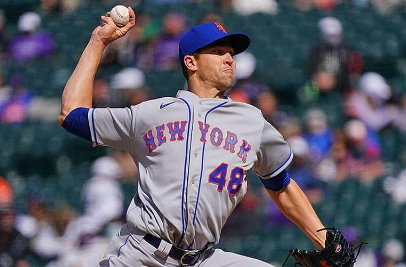 Cy Young Odds 2021: NY Studs deGrom, Cole Favored Early