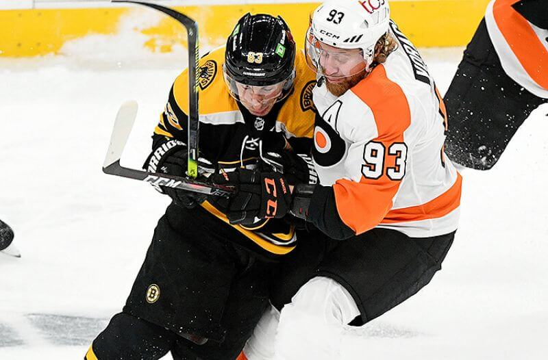 Flyers vs Bruins Picks and Predictions for January 23