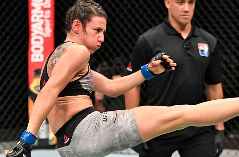 UFC 257: Rodriguez vs Ribas Picks and Predictions