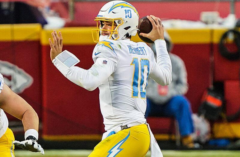 NFL Week 13 Odds: Star Sophomore QBs Face Off for the First Time